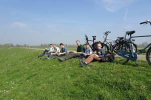 Excursie Biesbosch. Foto Dirk-Jan Verboom